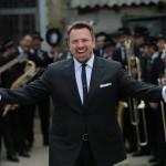 Horia Brenciu susţine încă un concert în memoria lui Frank Sinatra