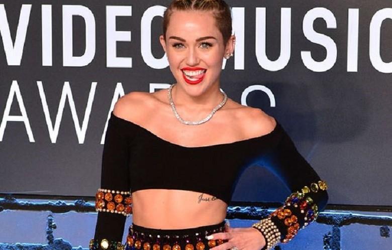 Miley Cyrus (sursa foto MTV)