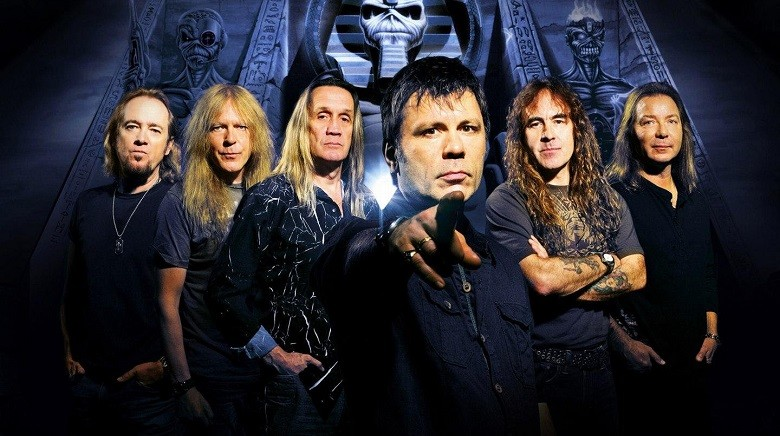 iron-maiden videoclip speed of light