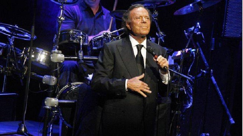 julio iglesias data concert bucuresti