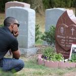 Nick Gordon a primit 40.000 de dolari pentru fotografiile în care plânge la mormântul lui Bobbi Kristina