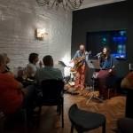 """""""Evening delight"""" cu Sorin Romanescu şi Elena Morariu, la Gallery, pe 5 septembrie"""