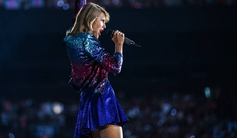 Taylor Swift - Vancouver