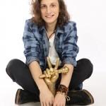 Tiberiu Albu cântă la Media Music Awards