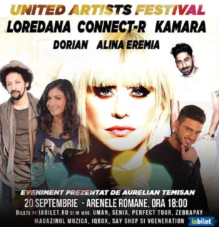 united artist festival afis loredana