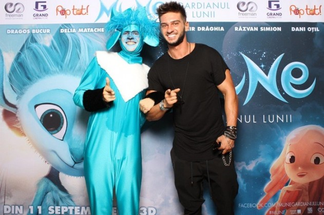 Dorian Popa Avanpremiera Mune Gardianul Lunii Freeman Entertainment