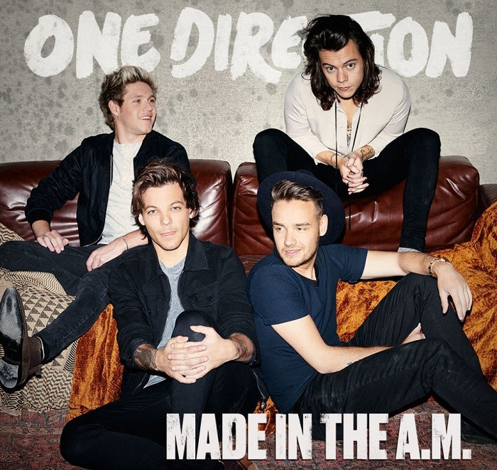 one direction album made in the am