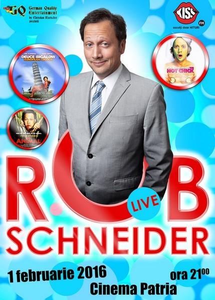 Poster ROB SCHNEIDER