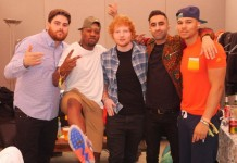 rudimental ed sheeran lay it all on me