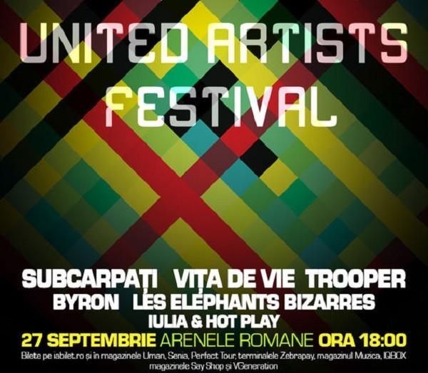 united artists festival vita de vie