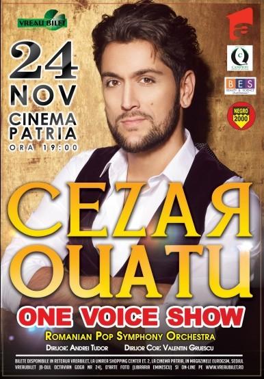 Afis event Cinema Patria