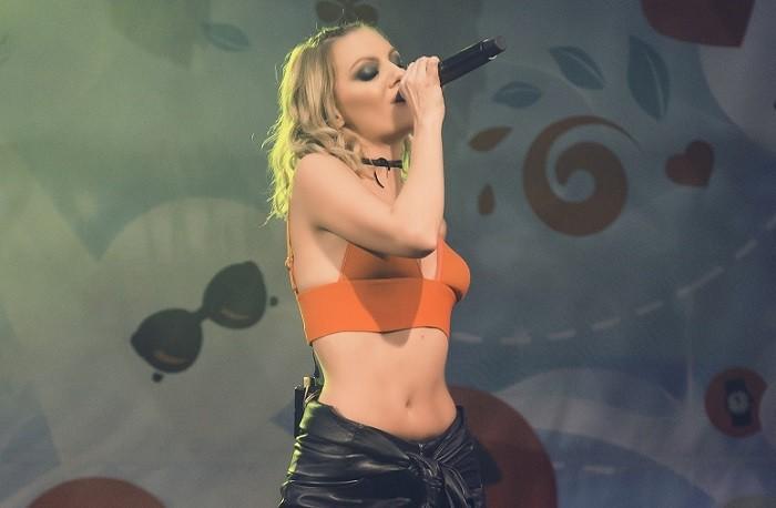Alexandra Stan_concert Constanta