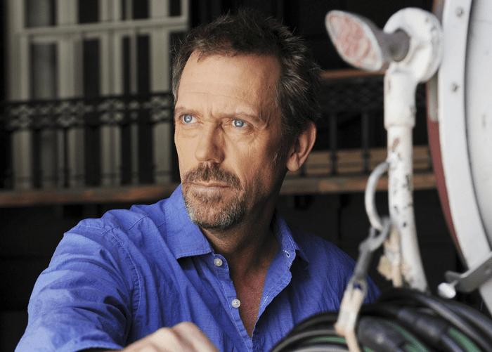 Hugh Laurie