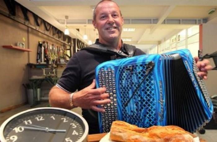 Jean-Michel Guenichot record mondial acordeon
