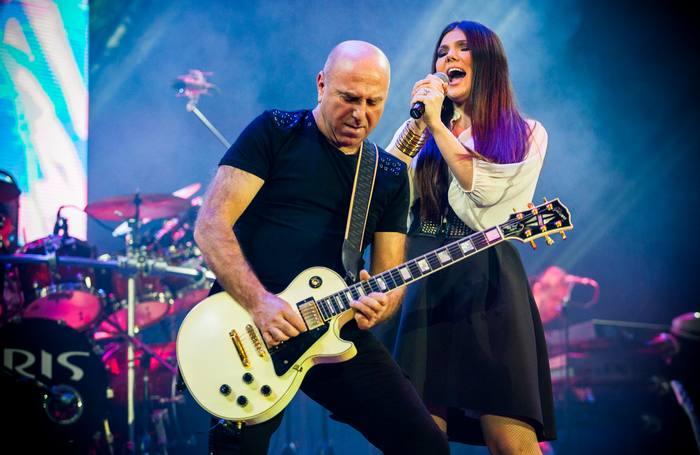 Paula Seling_Concert_Cristi Minculescu_Iris