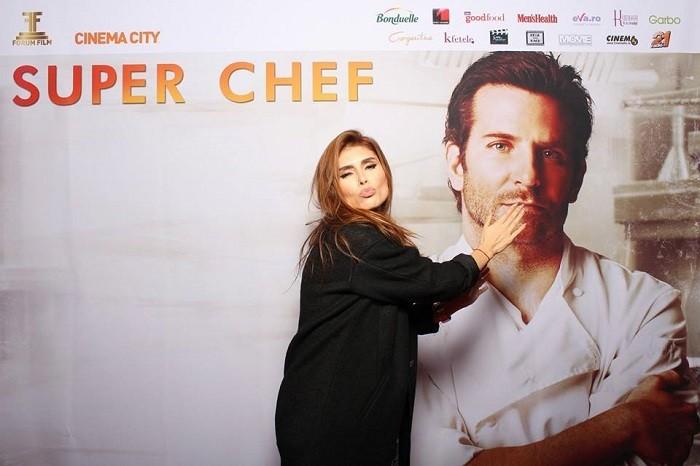 Sanziana Negru super chef