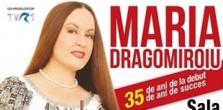 Afis Maria Dragomiroiu