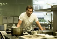 bradley cooper burnt chef