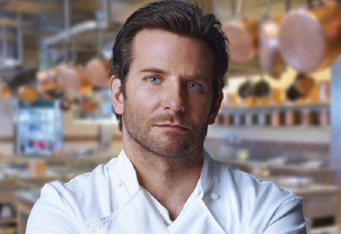 bradley cooper burnt super chef