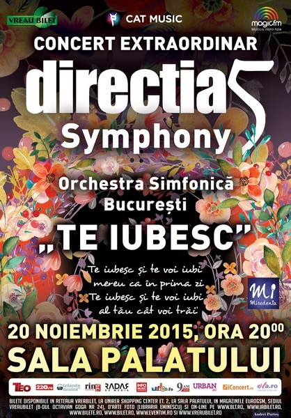 Directia 5 TE IUBESC