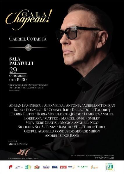 Gala Chapeau - Gabriel Cotabita