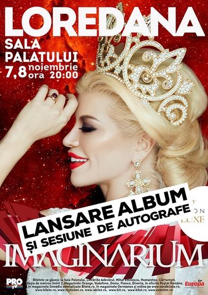 Poster Loredana Imaginarium