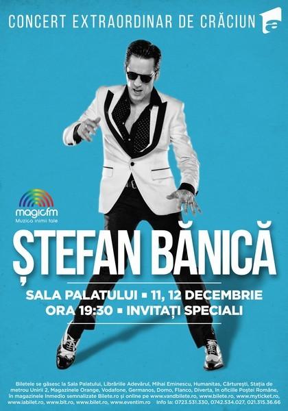 Stefan Banica CONCERT CRACIUN