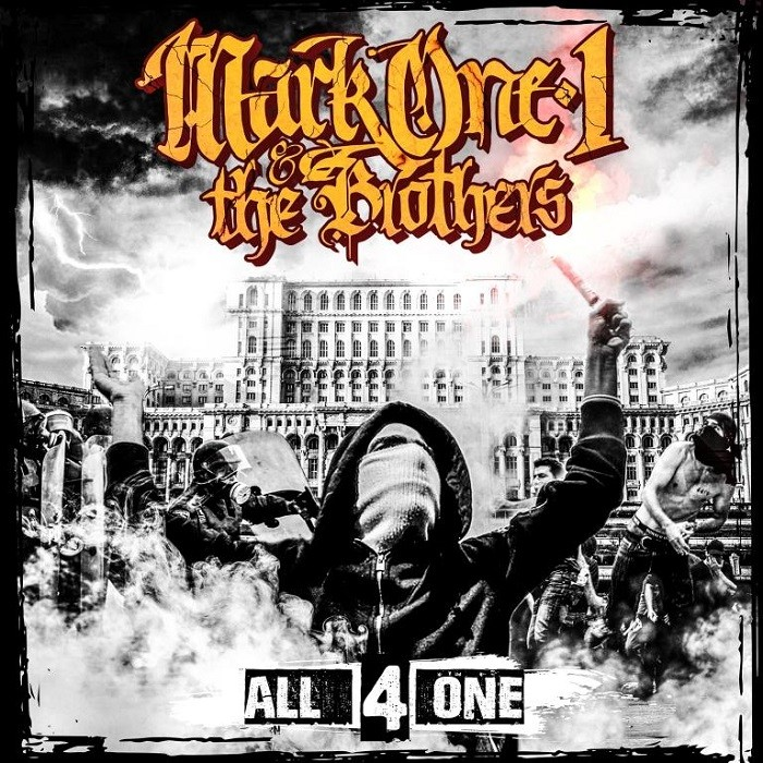 MarkOne1 & TheBrothers All4One (EP Cover)_web