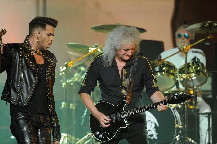 Queen si Adam Lambert