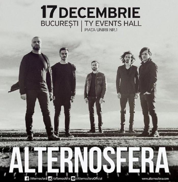 concert alternosfera 17 dec buc