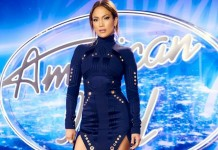 jennifer lopez prezentatoare american music awards