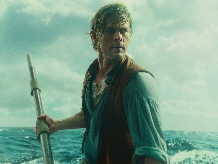 Chris Hemsworth in inima marii box office