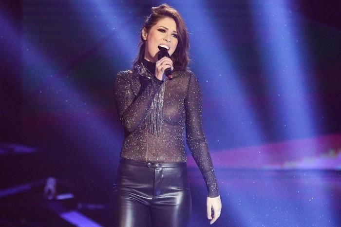 cristina balan vocea romaniei 4 dec 2015