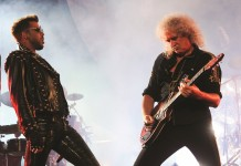 queen adam lambert concert bucuresti piata constitutiei 2016
