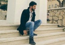 Alessio Paddeu take my hand io e te videoclip