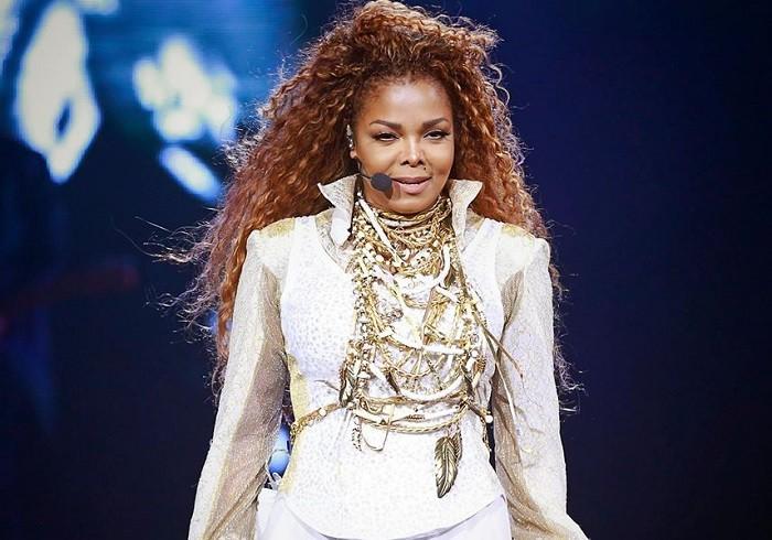 Janet Jackson anulat concert cancer
