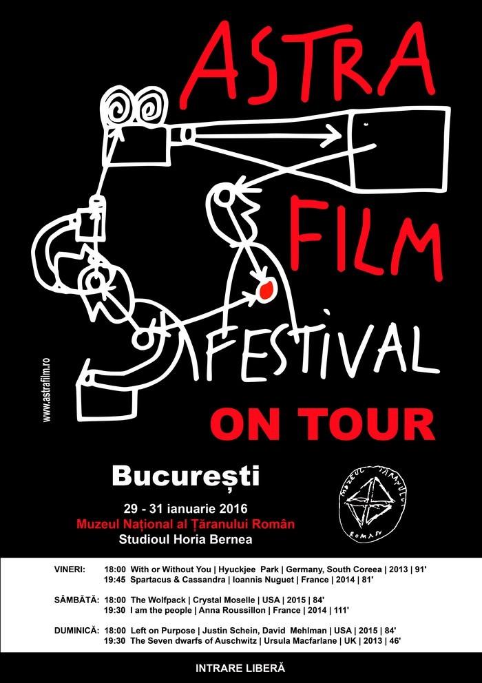 Astra Film on Tour