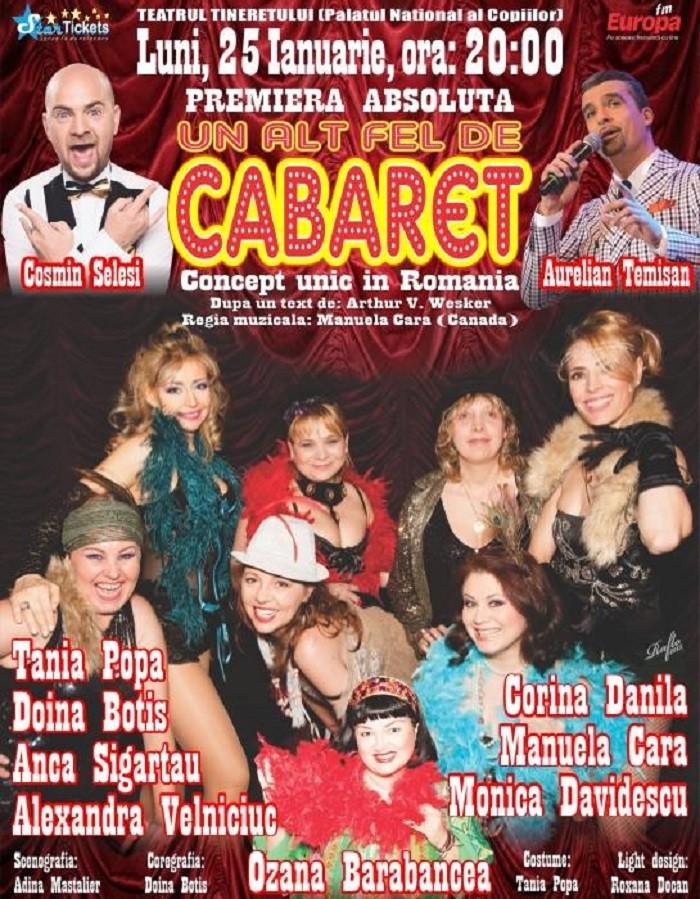 spectacol cabaret palatul copiilor