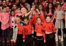 andra gogan dance star romania record