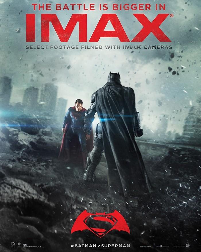 batman v superman afis exclusiv imax