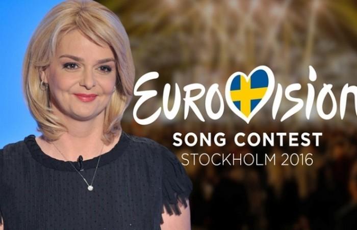 Iuliana Marciuc EUROVISION 2016