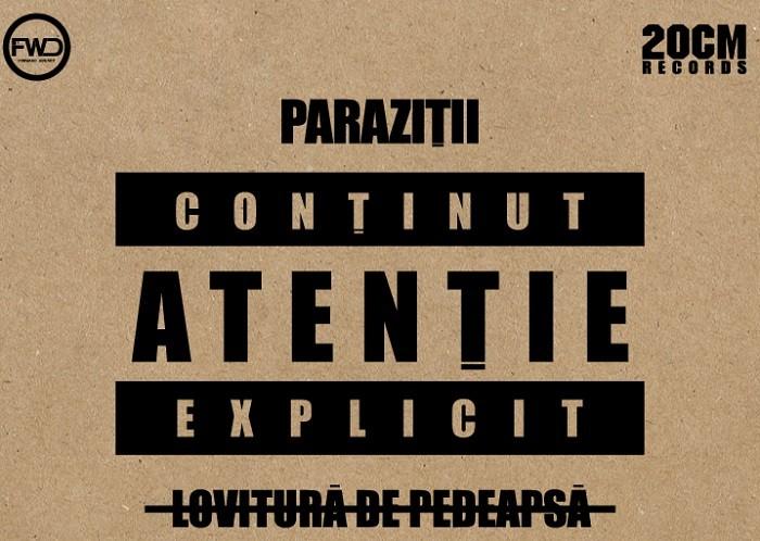 parazitii album lovitura de pedeapsa