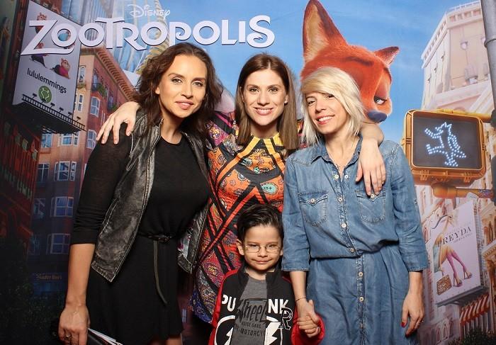 Adina Halas, Tily Niculea & Maria Radu zootropolis