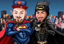 Boier Bibescu_Sonny Flame_Batman si Superman