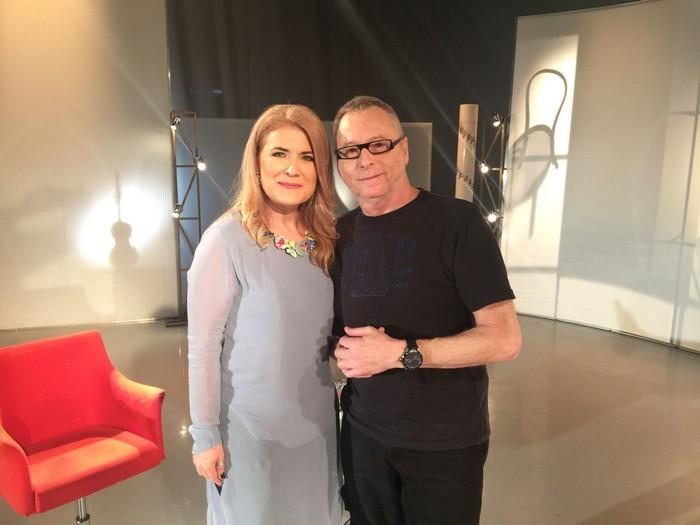 Liana Stanciu si Gigi Caciuleanu