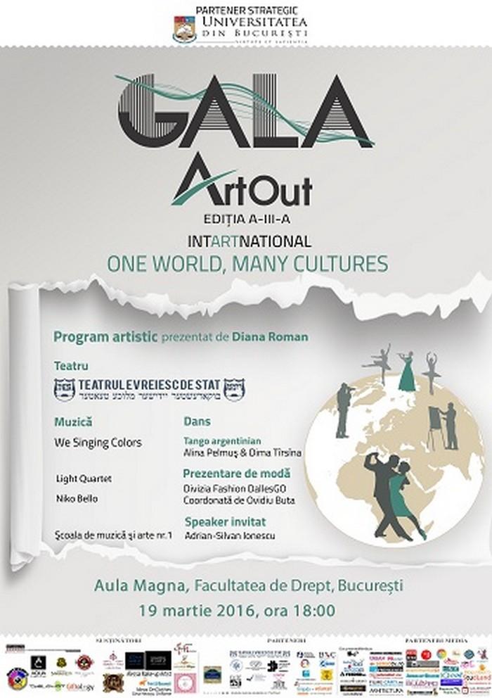 Afis Gala ArtOut