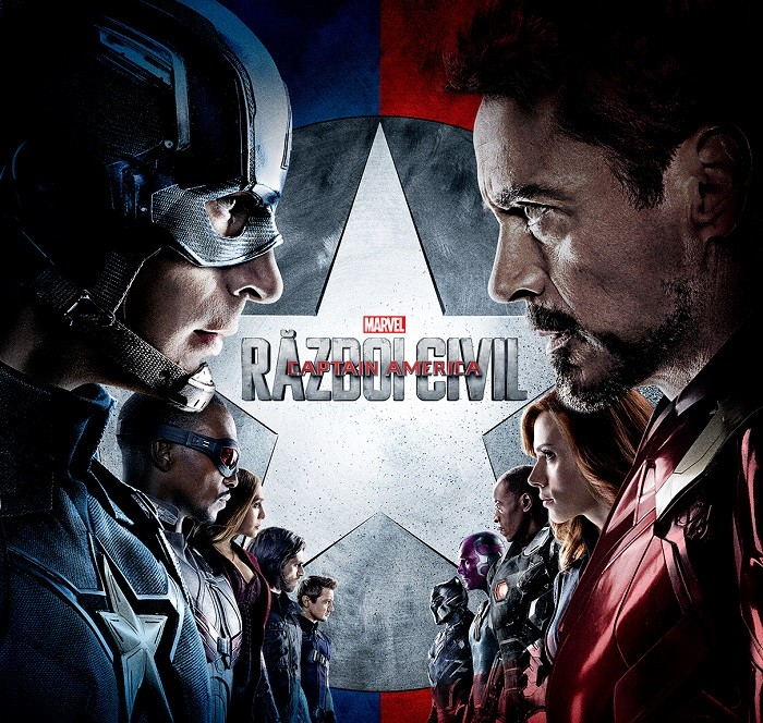 Afis_Captain America Razboi Civil