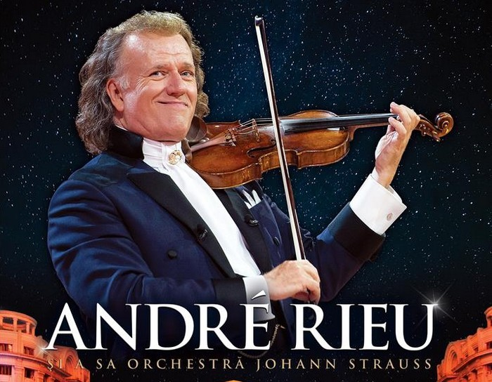 Andre Rieu Bucharest