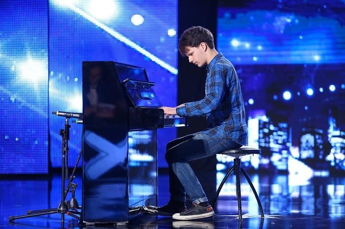 Andrei Surdu romanii au talent semifinala