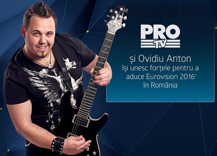 PRO TV si Ovidiu Anton